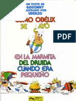 34. Como Obelix se cayo en la Marmita del Druida cuando era pequeño.PDF