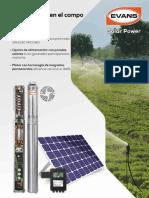 Flyer Solar Power