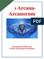 Les Arcana- Arcanorum