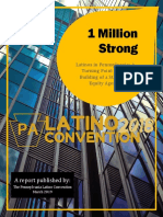 PA Latino Convention Report - March 2019
