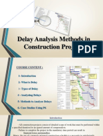 Delay Analysis1