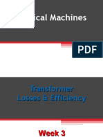 03 Transformer Losses & Efficiency