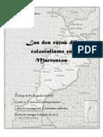 Las Dos Caras Del Colonialismo en Marruecos BELTRAN MARCO SILVIA