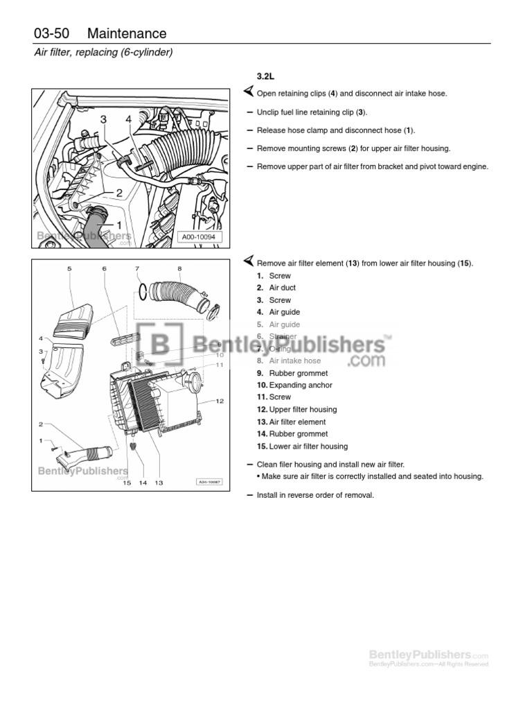Audi A4 (B6, B7) Repair Manual: 2002-2008 - Excerpt | Brake | Tire