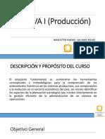 PRODUCCION. (1)