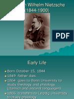 Nietzsche biography.ppt