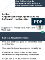 Estilos Arquitectonicos 6218 6052 5967