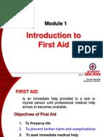 Module 1 (SFAT)