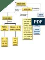 Mapa Conceptual Economía Ambiental
