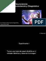 Neurociencia  y Diagnóstico, Ppt. autor