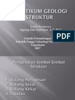 Praktikum Geologi Struktur