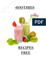 Healthy Smoothies Weight Loss