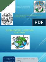 Globalización y Derechos Laborales.