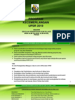 Program Akujanji UPSR