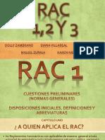 Rac - diapositivas