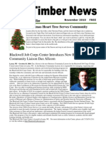 The Timber News! -- November 2010