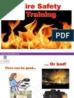 PPT Fire Safety