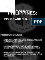 Archipelagic doctrine