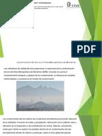 """Actividad #6 """"Presentación Electrónica Del Análisis de Un Caso Real de Problemática Ambiental"""""""