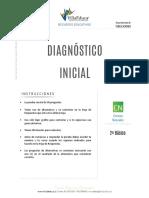 Diagnostico Inicial Ciencias 2basico