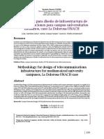 Dialnet-MetodologiaParaDisenoDeInfraestructuraDeTelecomuni-6151275