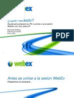 Ayuda para audio VoIP WebEx.ppt