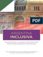 Guia Argentina Inclusiva