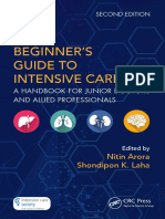 Beginner's Guide to Intensive Care A Handbook for Junior Doctors and Allied Professionals 2nd Edition 2018.pdf