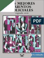 Los mejores cuentos policiales 2 - Jorge Luis Borges.pdf
