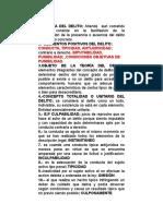 OBJETO DE LA TEORÍA DEL DELITO.docx