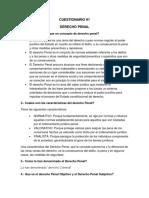 CUESTIONARIO 1 guillermina
