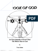 Book of God n encyclopedia of proof that the blackman is god