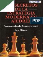 Los Secretos De La Estrategia Moderna En Ajedrez.PDF