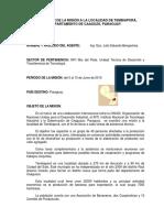 Informe Argentina Paraguayr