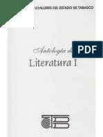 Antología de Literatura I