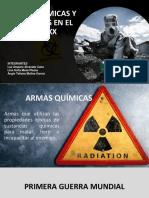 Armas Quimicas y Biologicas