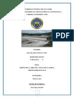 Memoria Técnica y Económica de una Captación Lateral.docx