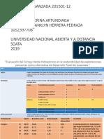 UNAD, Nutricion Avanzada, Etapa 4, Articulo de Analisis