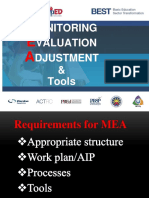 Session- Mea & Tools