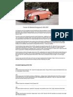 Porsche AG History