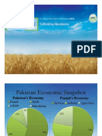 Agriculture Sector Review Arshad Hashmi Pbit