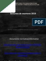 Prezentare Ianuarie 2019 BAC