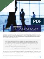 Careerbuilder q1 2015 Forecast