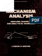 Mechanism analysis  simplified graphical and analytical techniqu.pdf