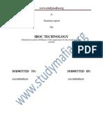 Ece Iboc Technology Report
