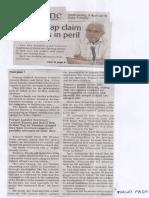 Daily Tribune, Evasco, Yap claim their lives in peril.pdf