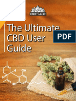The Ultimate CBD User Guide