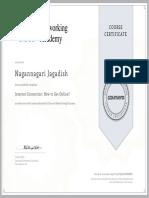 Coursera VE9ATGJM8XWG