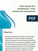 Right Against Self Incrimination – brain mapping and.pptx