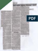 Philippine Star, Apr. 3, 2019, China loans at par with Japan, Korea - DOF.pdf